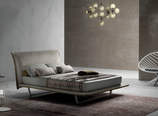 Letto Samoa modern honey